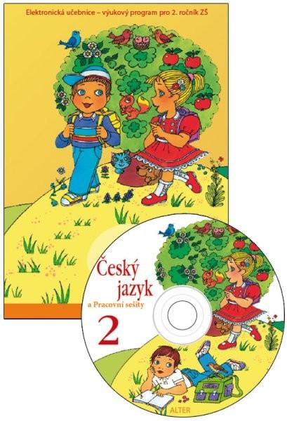 Český jazyk 2.r. ZŠ - CD-ROM
