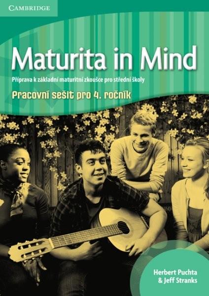 Maturita in Mind 4 - Pracovní sešit pro 4.ročník