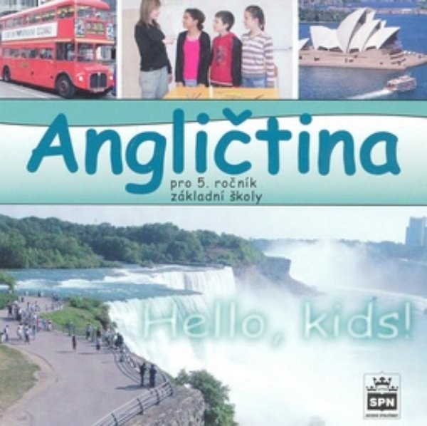 Angličtina 5.r. ZŠ - Hello,kids ! audio CD