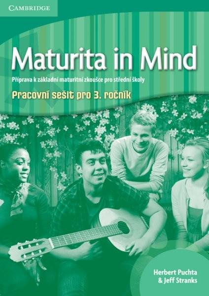 Maturita in Mind 3 - Pracovní sešit pro 3.ročník