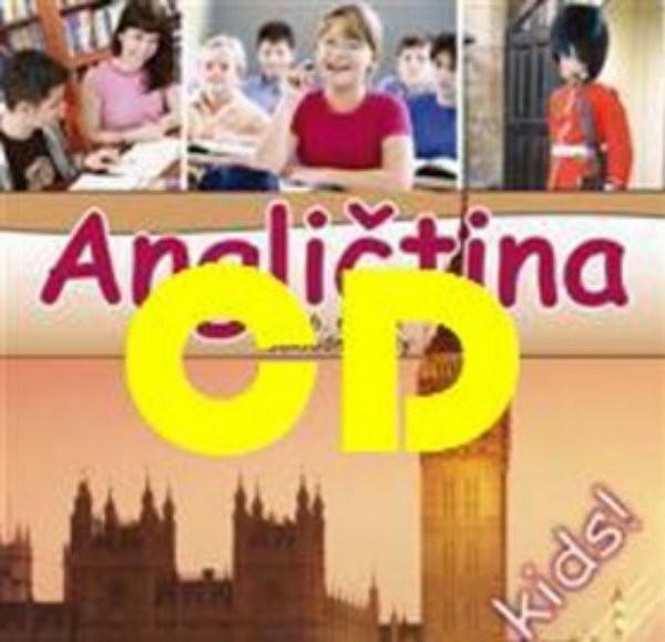 Angličtina 6.r. ZŠ - Hello,kids ! audio CD
