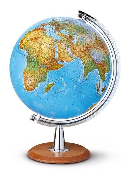 Globus Atlantis - svítící (40 cm)