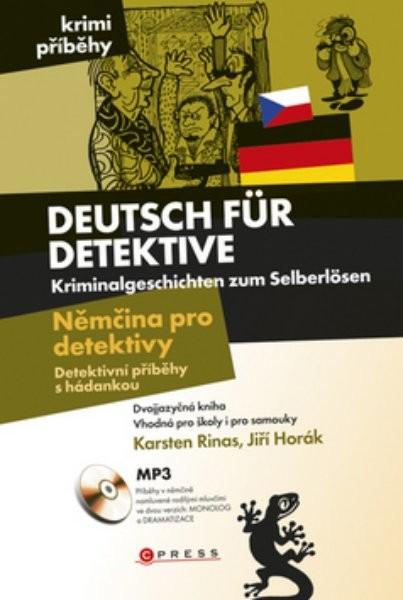 Deutsch für Detektive - Němčina pro detektivy + audio CD