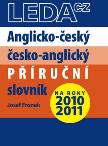 Anglicko - český, česko - anglický příruční slovník