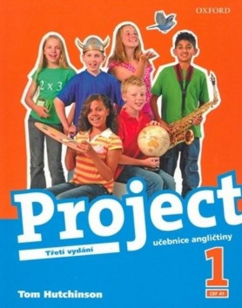 Project 1 Third Edition - Student´s Book (učebnice, třetí vydání)
