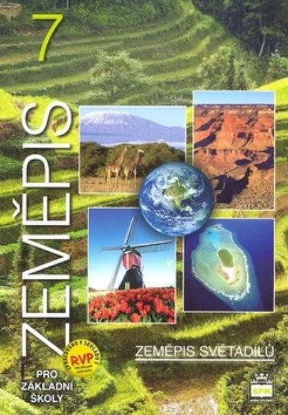 Zeměpis 7.r. ZŠ - Zeměpis světadílů - Učebnice (nová řada dle RVP)