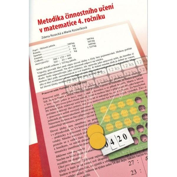 Matematika 4.r. - metodický průvodce učebnicí