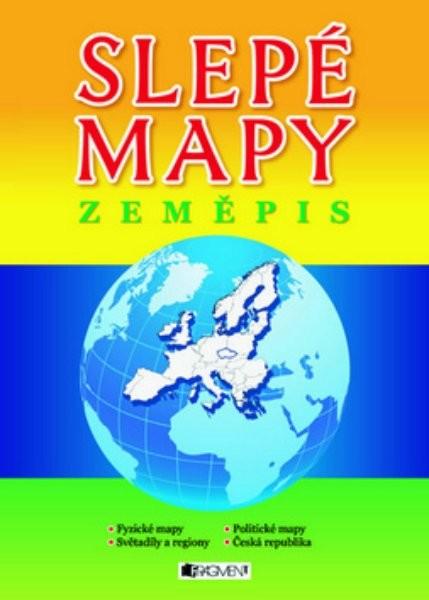 Slepé mapy - Zeměpis
