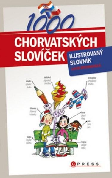 1000 chorvatských slovíček - ilustrovaný slovník