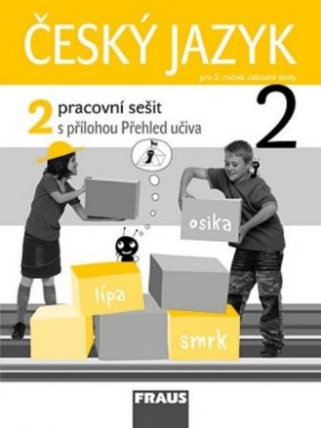 Český jazyk 2.r. ZŠ - pracovní sešit 2