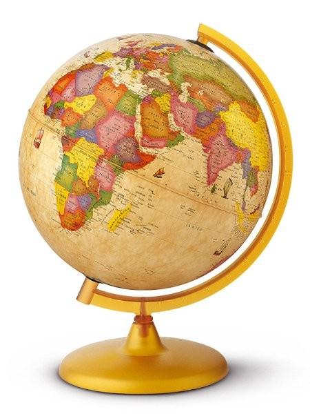 Globus Discovery - světelný (25 cm, plast)