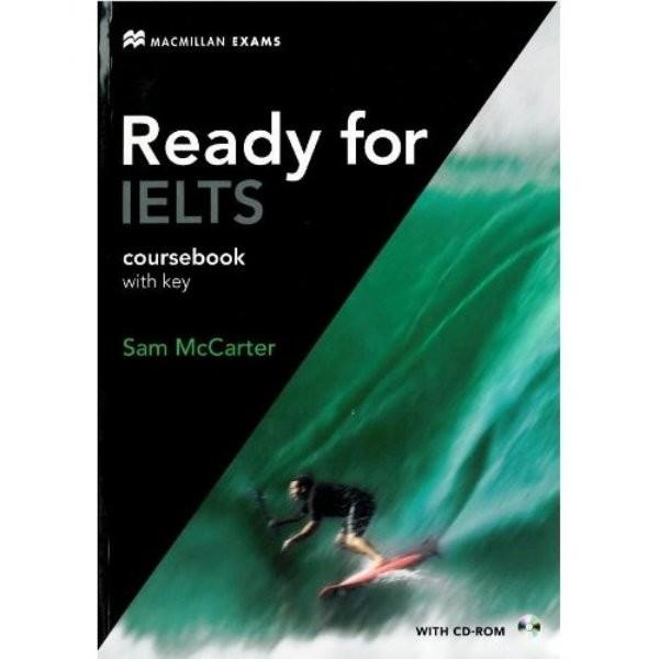 Ready for IELTS Coursebook with Key (učebnice s klíčem)