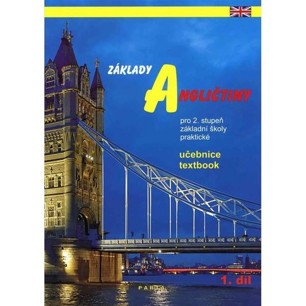 Základy angličtiny 1.díl - učebnice pro 2. stupeň ZŠ praktické