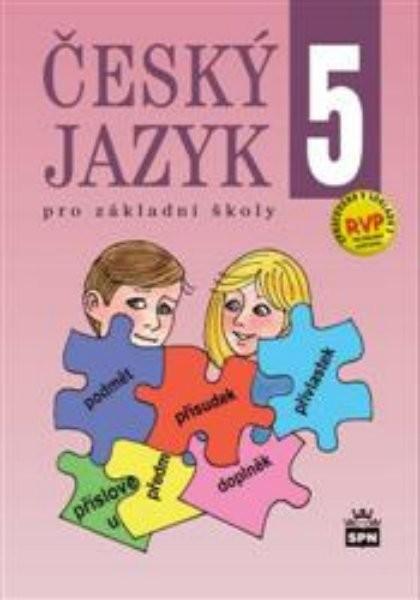 Český jazyk 5.r. ZŠ (nová řada dle RVP)