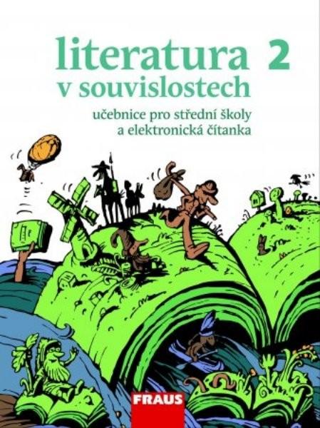 Literatura v souvislostech 2 - učebnice pro střední školy
