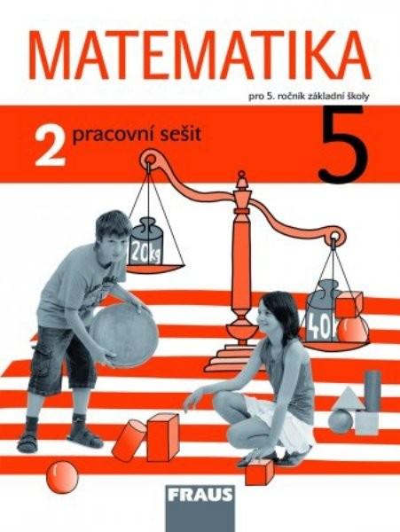 Matematika 5.r. ZŠ - pracovní sešit 2
