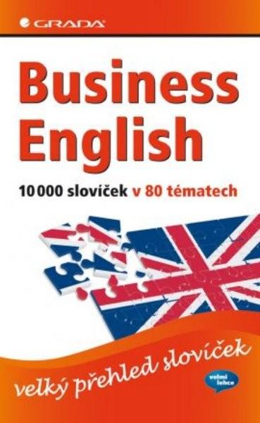 Business English - 10 000 slovíček v 80 tématech (velký přehled slovíček)