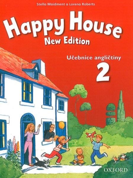 Happy House New Edition 2 Učebnice angličtiny (české vydání)