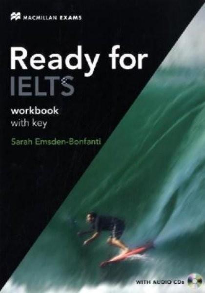 Ready for IELTS Workbook with Key (pracovní sešit s klíčem)