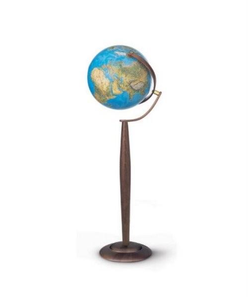 Globus Sylvia Blue - světelný (37 cm)