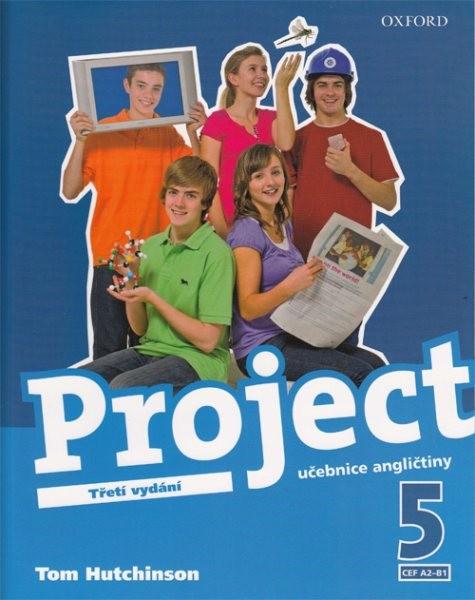Project 5 Third Edition - Student´s Book (učebnice, třetí vydání)