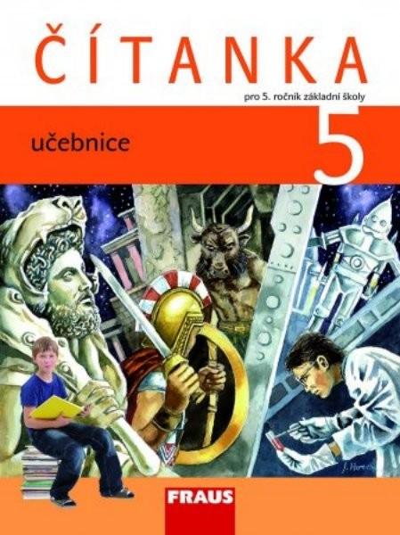 Čítanka 5.r. ZŠ - učebnice