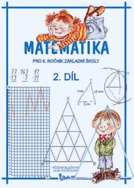 Matematika pro 5.ročník ZŠ 2.díl