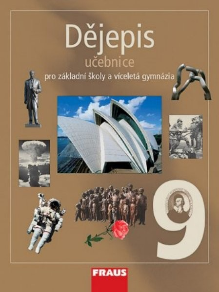 Dějepis 9.r. ZŠ a víceletá gymnázia - učebnice
