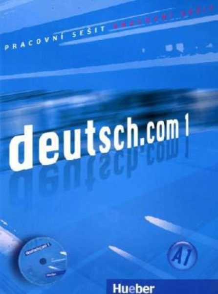 deutsch.com 1 - pracovní sešit + CD
