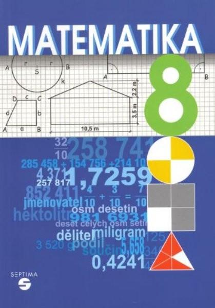 Matematika pro 8. ročník ZŠ praktické - učebnice