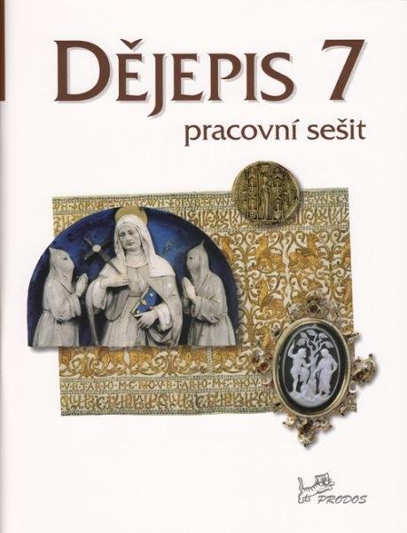 Dějepis 7.r. Středověk (nový) - pracovní sešit