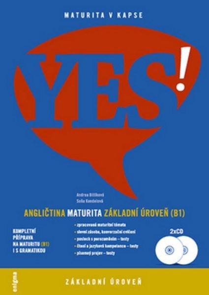 YES! Angličtina maturita (základní úroveň) + CD