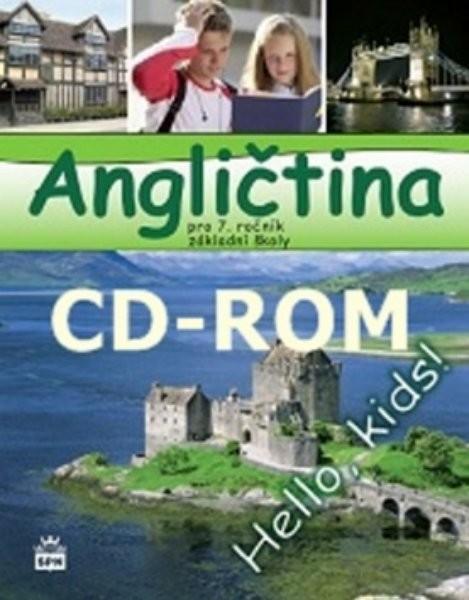 Angličtina 7.r. ZŠ - Hello,kids ! audio CD