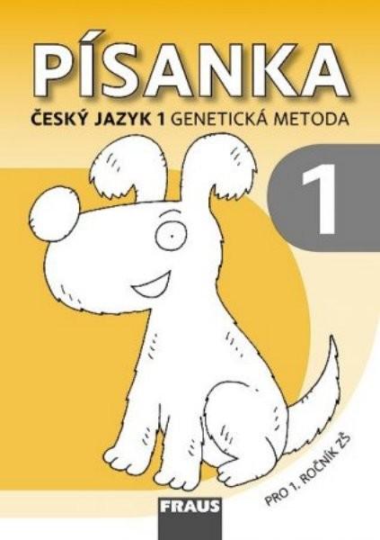 Písanka 1 pro 1.r. ZŠ - Český jazyk 1 - Genetická metoda