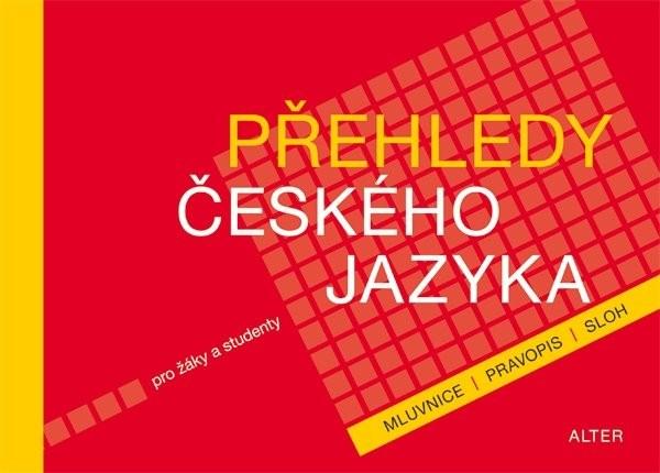 Přehledy českého jazyka pro žáky a studenty
