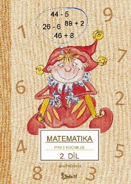 Matematika pro 2.ročník ZŠ 2.díl (nové vydání)