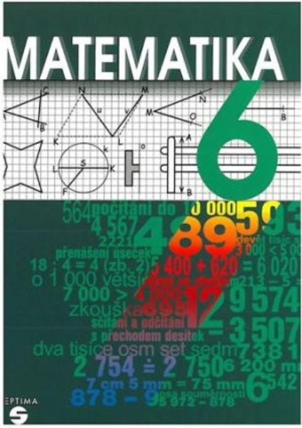 Matematika pro 6. ročník ZŠ praktické - učebnice