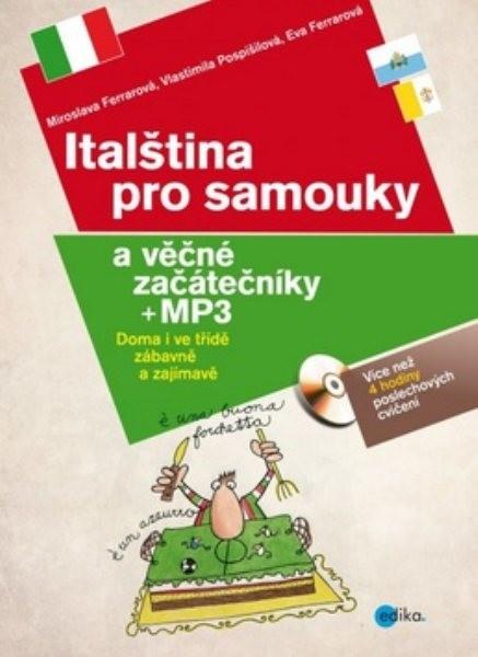 Italština pro samouky a věčné začátečníky + mp3