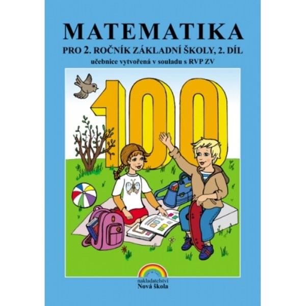 Matematika pro 2.ročník ZŠ 2.díl - učebnice vytvořená v souladu s RVP ZV