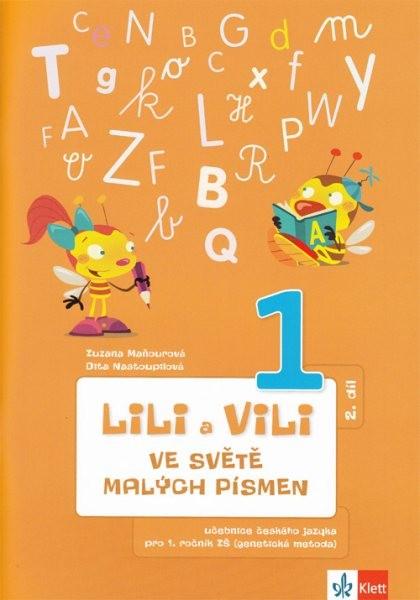 Lili a Vili ve světě malých písmen 1 - 2.díl