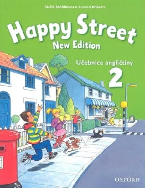 Happy Street New Edition 2 Učebnice angličtiny