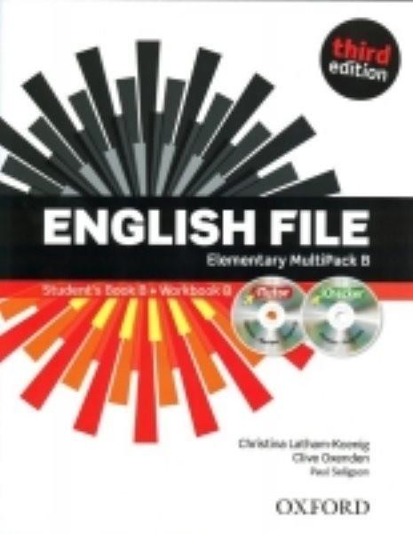 English File Third Edition Elementary MultiPack B (bez CD)