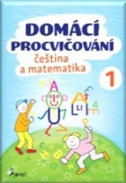 Domácí procvičování - Čeština a matematika 1.třída