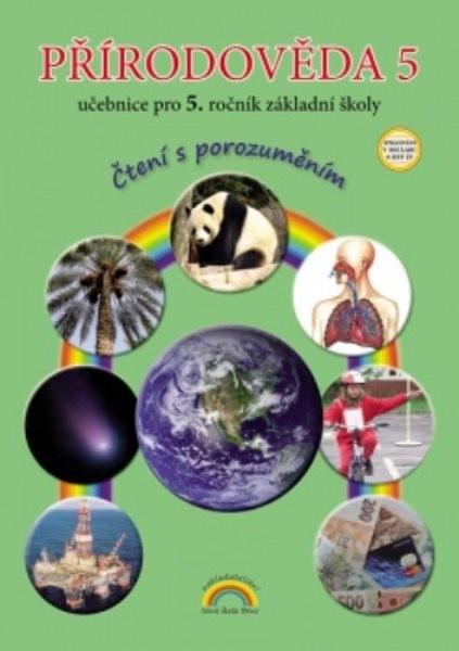 Přírodověda 5.r. - učebnice (Čtení s porozuměním)