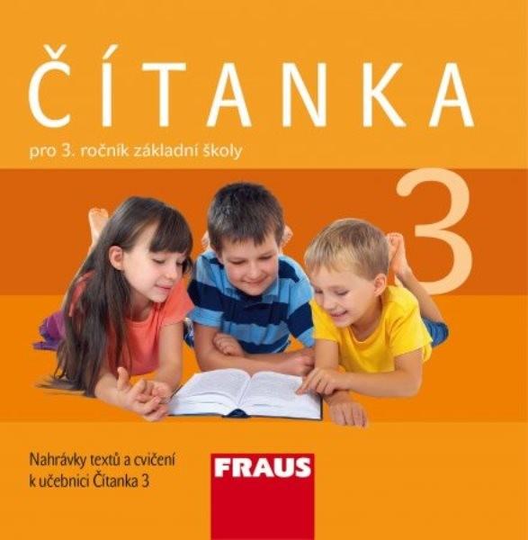 Čítanka 3.r. ZŠ - Audio CD