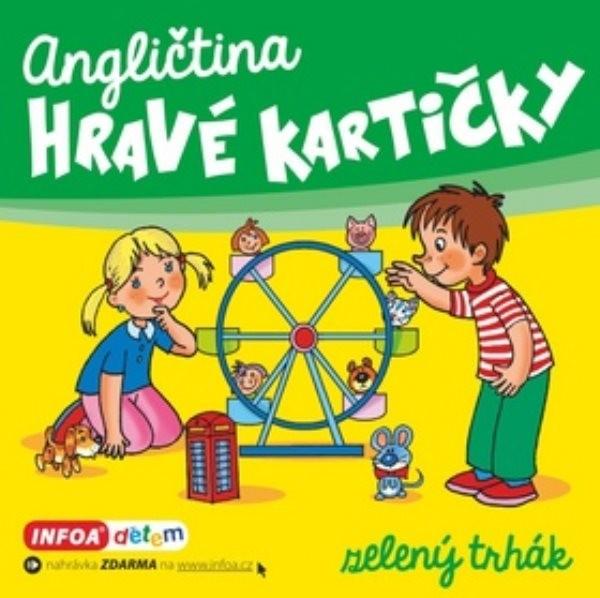 Angličtina - Hravé kartičky (zelený trhák)