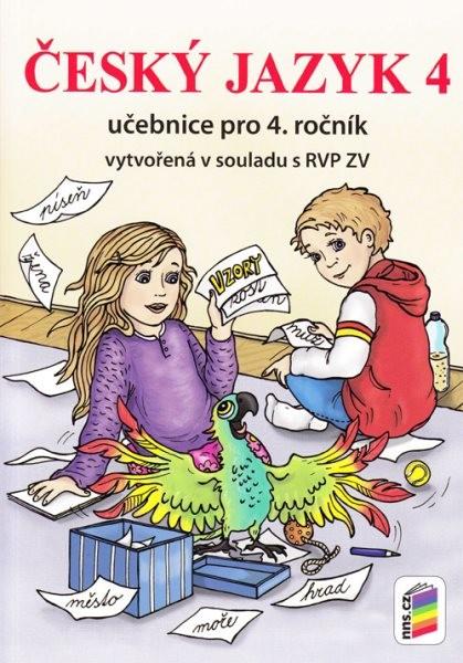 Český jazyk 4.r. učebnice (vytvořená v souladu s RVP ZV)