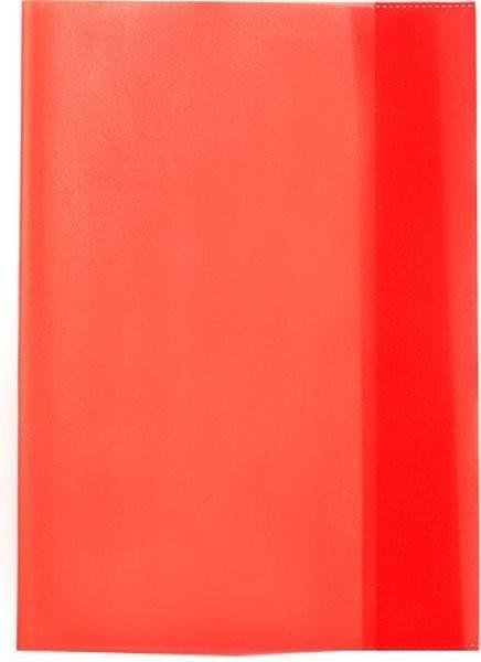 Obal na sešit A4 (červený)