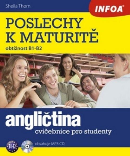 Angličtina - Poslechy k maturitě (obtížnost B1-B2)