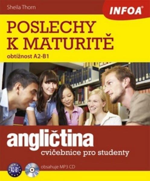Angličtina - Poslechy k maturitě (obtížnost A2-B1)